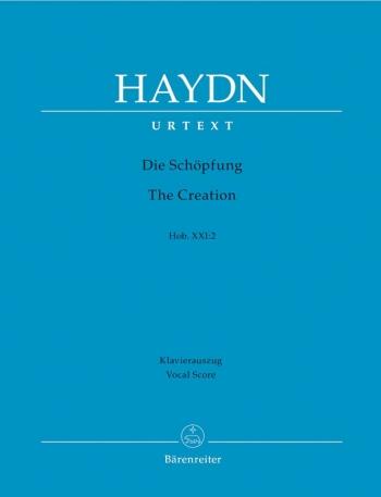 Creation Mass: Latin: Satb: Vocal Score  (Barenreiter)