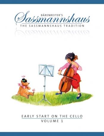 Sassmannshaus Tradition. Early Start On The Cello, Volume 1 (Barenreiter)