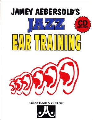 Aebersold: Jazz Ear Training: All Instruments: Book & CD