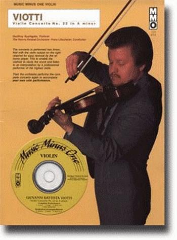 Concerto: A Minor: No22: Violin and Piano