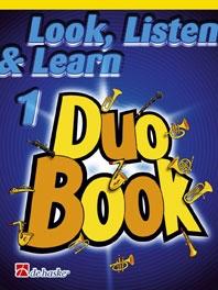 Look Listen & Learn 1 Duo Book: Brass (sparke)