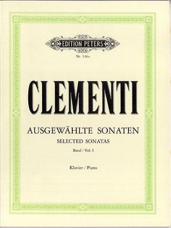 Sonatas: Selected: Vol.1: Piano (Peters)
