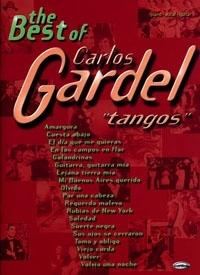 Best Of Carlos Gardel Tangos: Piano Album