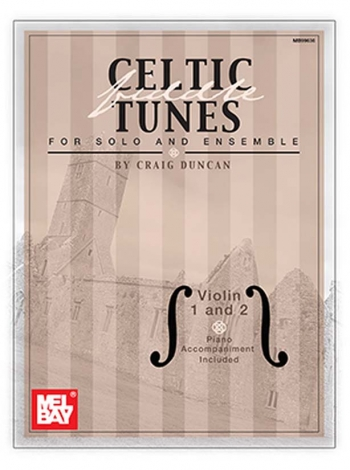 Celtic Tunes For Solo Ensemble Strings: Violin 1 and 2