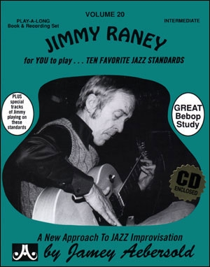 Aebersold Vol.20: Jimmy Raney: All Instruments: Book & CD