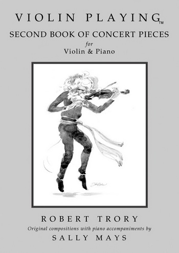 Violin Playing: Second Book Of Concert Pieces