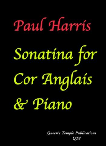 Sonatina: Cor Anglais (Paul Harris)