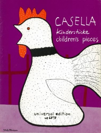 11 Childrens Pieces: Piano (Universal)
