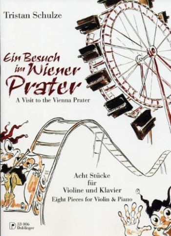 A Visit To The Vienna Prater: 8 Pieces: Violin