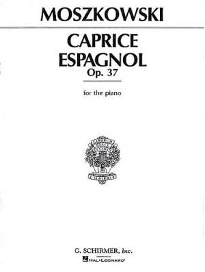 Caprice Espagnol: Piano (Schirmer Ed)