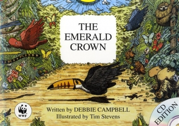 Emerald Crown: Book and Cd