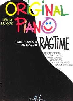 Le Coz: Original Piano Ragtime