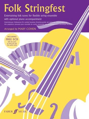 Folk Stringfest: String Ensemble: Score and Parts (cohen)