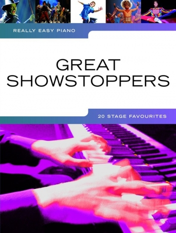 Really Easy Piano: Great Showstoppers