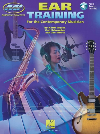 Musicians Institute Essential Concepts: Ear Training