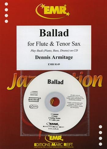 Ballad: Duet: Flute and Tenor Sax