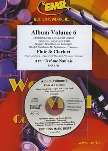 Album Vol 6: Duet: Flute and Saxophone
