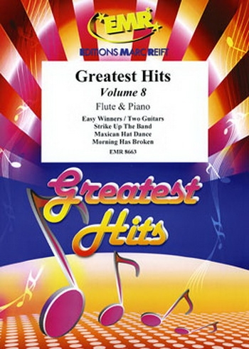 Greatest Hits Vol 8: Flute & Piano