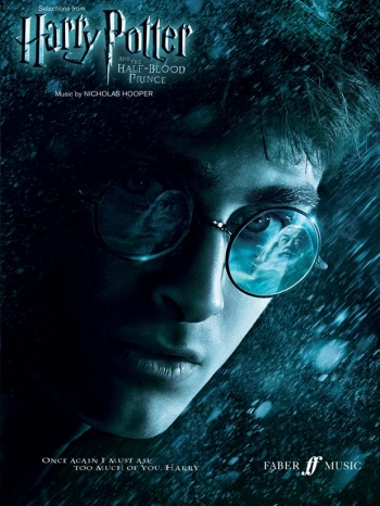 Harry Potter: Half Blood Prince: Piano Solo