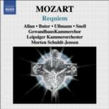 Mozart Requiem (Inter Natos Mulierum): Naxos CD