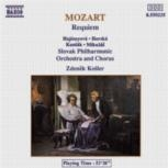 Mozart Requiem: Naxos CD