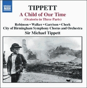 A Child Of Our Time: Naxos CD