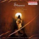 Four Last Songs: Naxos CD