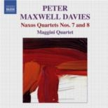 Quartets Nos. 7 And 8: Naxos CD