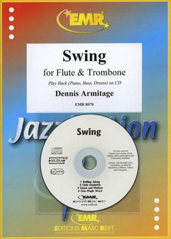 Swing: Flute & Trombone: Duet
