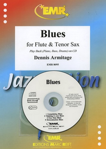 Blues: Flute & Tenor Saxophone: Duet