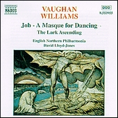 Job - A Masque For Dancing: Naxos CD