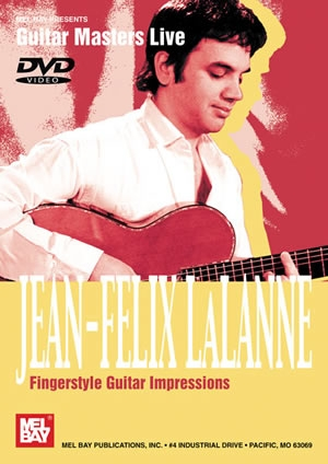 Fingerstyle Impressions: Guitar: DVD