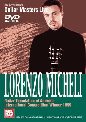 Micheli: Guitar Foundation Of America