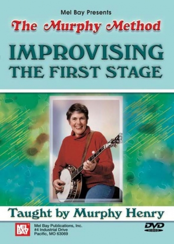 Improvising: The First Stage: DVD