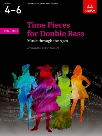 Time Pieces For Double Bass Vol.2: Bass & Piano (ABRSM)