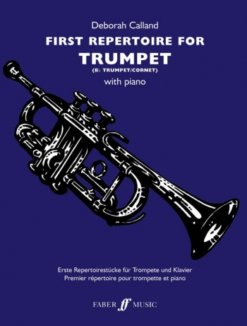 First Repertoire For Trumpet & Piano