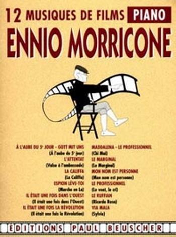 Musiques De Film: Piano Solo
