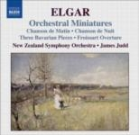 Orchestral Miniatures : Naxos CD