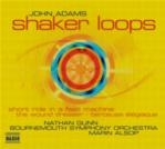 Shaker Loops: Naxos CD