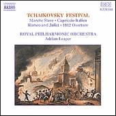 1812 Overturee: Naxos CD