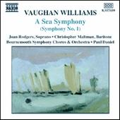 A Sea Symphonv: Naxos CD