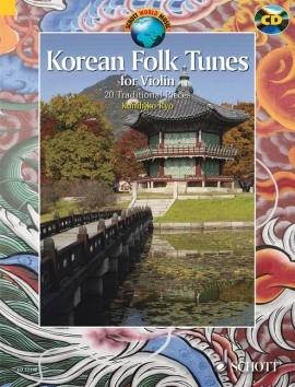 Korean Folk Tunes: 20 Traditional Pieces Violin
