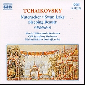 Nutcracker (highlights): Naxos CD