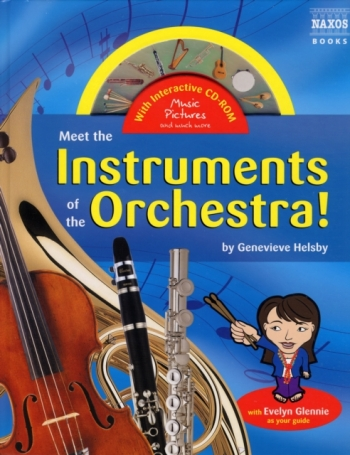 Naxos Books: Meet The Instruments Of The Orchestra