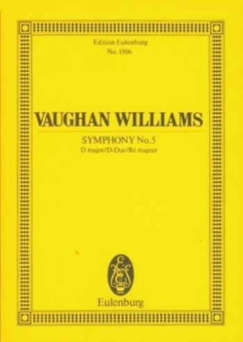 Symphony No. 5 In D : Study Score