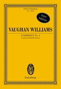 Symphony No. 6 In E: Study Score