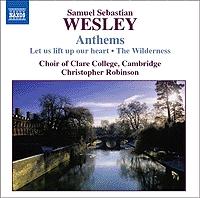 Anthems: Naxos CD