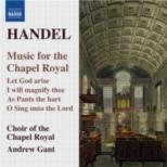 Music For The Chapel Royal: Naxos CD