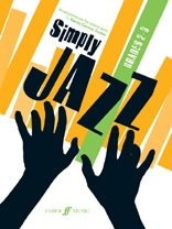 Simply Jazz: Grade 2-3: Piano (Barry Carson Turner)