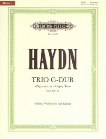 Piano Trio : Gypsy Trio: XV/25:  ScandPts